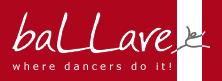 Logo Ballettshop ballare